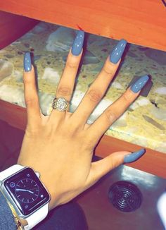 In seek out some nail designs and ideas for the nails? Listed here is our list of 28 must-try coffin acrylic nails for stylish women. Dope Nails, Fun Nails, Nails Ideias, Nail Games, Gorgeous Nails, Trendy Nails, Nails Inspiration, Beauty Nails, How To Do Nails