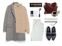 """..."" by yexyka ❤ liked on Polyvore featuring Zara, TIBI, Paige Denim, Valentino, Chanel, NARS Cosmetics and Forever 21"