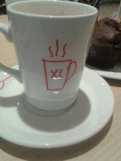 Hema koffie XL
