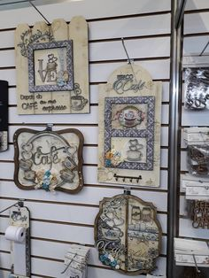 Handmade Crafts, Diy Crafts, Decoupage Vintage, Art N Craft, Box Art, Craft Stores, Dollar Stores, Decoration, Area Rugs