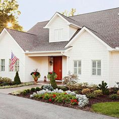 Love the curb appeal