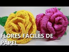 2297 Mejores Imagenes De Como Hacer Flores De Papel En 2019 Diy