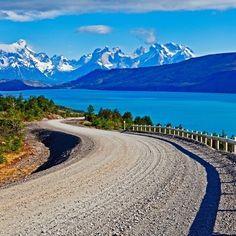 Пазл онлайн: Чили. Ландшафт