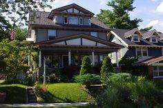 President Gerald R. Ford, Jr. Boyhood Home in Grand Rapids, MI
