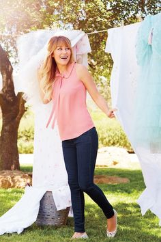 Fun, relaxing and cute!! #SummerForever #F21XME The Budget Babe - Lauren Conrad for Kohl's Fall 2013 Lookbook