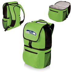 b1a20c688f09 Seattle Seahawks Insulated Backpack - Zuma by Picnic Time