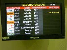 Jadwal Penerbangan Bandara Sultan Iskandar Muda | Mbah Online