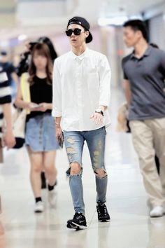 EXO • Sehun ~ Airport ~