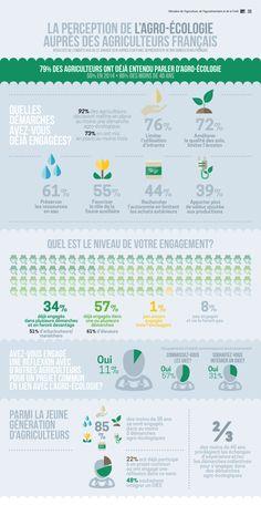 L'agriculture, l'agroalimentaire et la forêt en infographies.