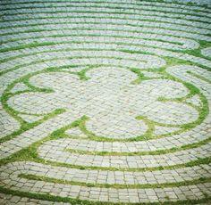 Jessica's #Labyrinth. #ChathamU #Shadyside