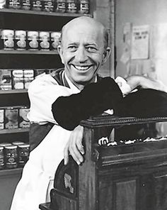 Frank Cady 1915-2012 starred on Green Acres and Petticoat Junction