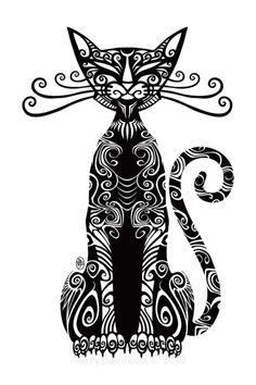 Magic Cat by Alexey Bakhtiozin