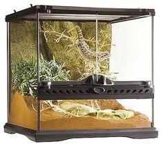 Terrarium Reptile Cage