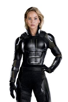 (NEW) Promotional Picture of Jennifer Lawrence as Raven Darkholme for X-Men: Apocalypse. Tony Stark, Jennifer Lawrence X Men, Jennifer Lawrence Hunger Games, Jennifer Laurence, Femmes Les Plus Sexy, Man Movies, Hollywood, Katniss Everdeen, Poses