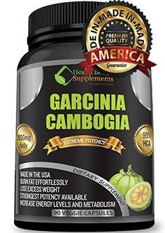 Garcinia cambogia & premium cleanse diet