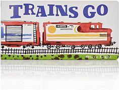 Chronicle Books Trains Go