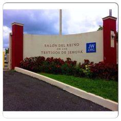 Kingdom Hall in Caguas, Puerto Rico (2 congregations; Bairoa & Rio Canas) @rcamacho50