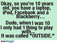 . funny