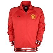 I've wanted a Manchester United track jacket for SO long!