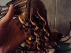 varias formas de hacer el pelo de la fofucha pap
