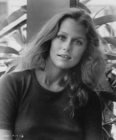Lauren Hutton by Steve Shapiro in Little Fauss and Big Halsy directed by Sidney J. Lauren Hutton, Raquel Welch, Iconic Women, Timeless Beauty, Professional Photographer, American Actress, The Dreamers, Supermodels, Actors & Actresses