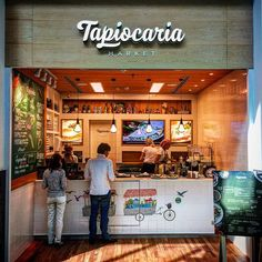 Me afogando na comida em 3, 2, 1... Godspeed para a nova @tapiocariamarket
