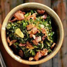 ... | Collard greens, Collard greens recipe and Sauteed collard greens