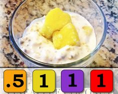 A source for 21 Day Fix recipes with easy navigation and color-coded images to make your meal-planning a breeze!