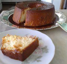 Cantinho Gastronômico: Pudim de Tapioca