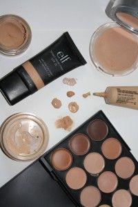 foundation powder