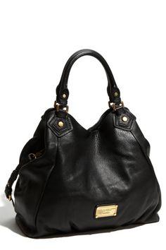 09d6d4c417b  Classic Q - Francesca  Leather Shopper by Marc by Marc Jacobs on   nordstrom rack