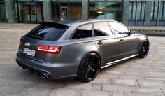 German tuner TC-Concepts has released the first details on a new upgrade package they've put together for the Audi Avant. They call this car Project Audi Rs6 C7, Audi A6 Rs, Audi Allroad, Audi A6 Avant, Supercars, Subaru, Lamborghini, Audi Wagon, Custom Cars