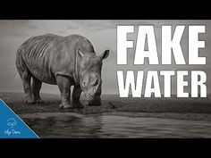 Creating Fake Water in PhotoshopComputer Graphics & Digital Art Community for Artist: Job, Tutorial, Art, Concept Art, Portfolio