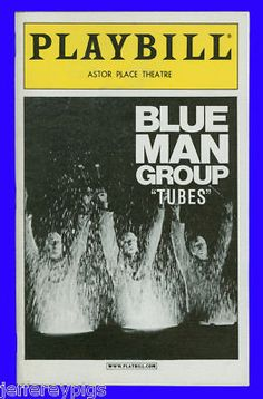Blue Man Group - Tubes!