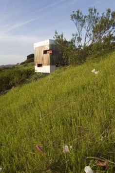 Strawbale Guest House / Chile / AATA Associate Architects