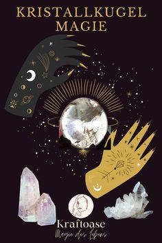 Die Bergkristallkugel ist ein optimaler Leiter der Energien. #Bergkristall#Energien#Magie#Kristallkugel#Ritual#Spiritualität#MagieWissen Movie Posters, Art, Fortune Telling, Crystal Ball, Occult, Ladder, Crystals, Knowledge, Art Background
