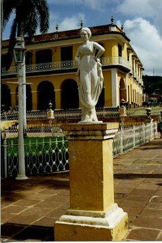 Trinidad, Cuba 1995
