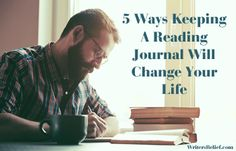 5 Ways Keeping A Reading Journal Will Change Your Life