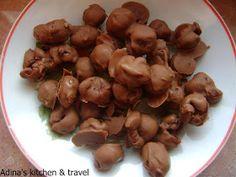 Adina's kitchen & travel: Prajitura Visineasca Gordon Ramsay, Stuffed Mushrooms, Beans, Vegetables, Kitchen, Travel, Food, Stuff Mushrooms, Cooking