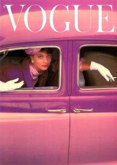 By Norman Parkinson.