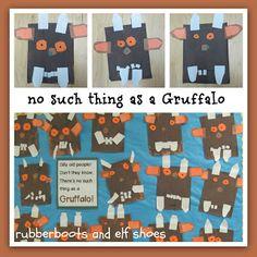 Using The Gruffalo in the classroom!