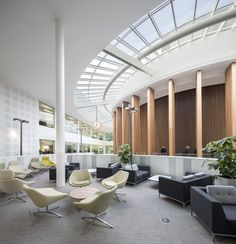 Why This City Council House Was Named One of the Best Office Spaces in BritainWork Design Magazine