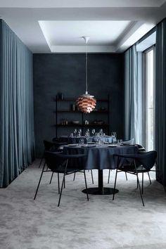 Dark Days, dark interiors | FrenchByDesign