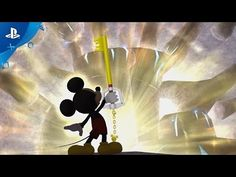 ZZZGamesBR: Análise do Kingdom Hearts HD 1.5 + 2.5 ReMIX