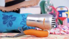 Reisehaartrockner Grundig HD 2509 Test - Mini-Reisefön unter der Lupe ... - Praxis Tests! Ac Dc, Lupe, Hair Dryer, Mini, Dryers, Voyage, Cleaning, Tips, Dryer