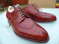 John Lobb DARBY II   UK 11.5 E   8695 Last   New Gold Museum