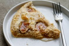 Honey and Fig Cloud Cake