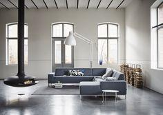 Sofa 6511 for Dutch Gelderland Group. Cool Furniture, Furniture Design, Interior Design Institute, Cozy Living Rooms, Jaba, Living Room Designs, Architecture Design, Modern Design, New Homes