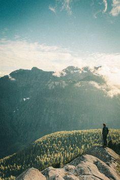 benchandcompass:    alpine hike.