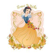 spring snow white